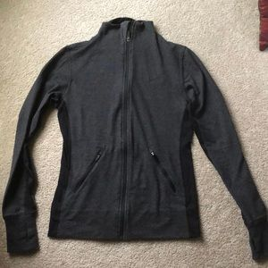 NWOT Nike dri fit zip up